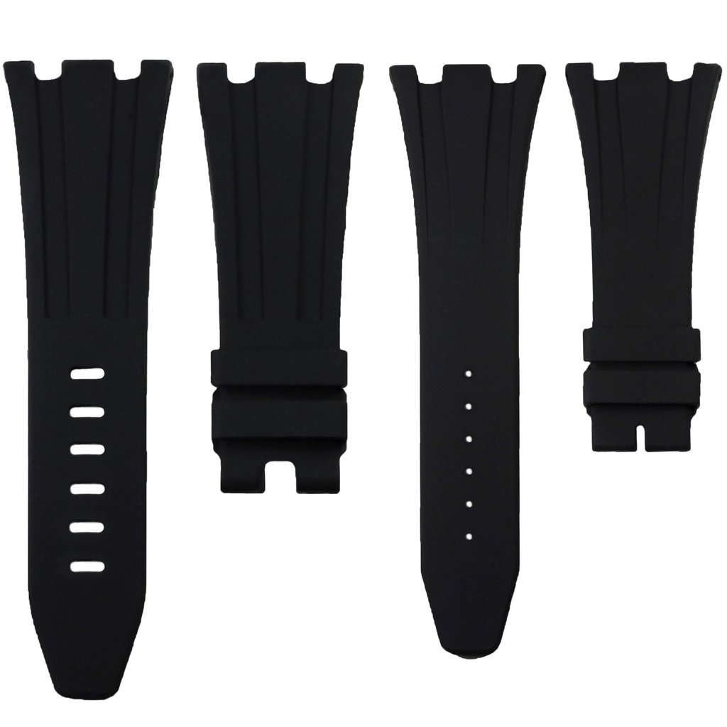 Horusstraps HORUS Black Rubber AP Offshore 42mm Strap