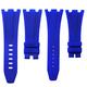 Horusstraps HORUS Blue Rubber AP Offshore 42mm Strap