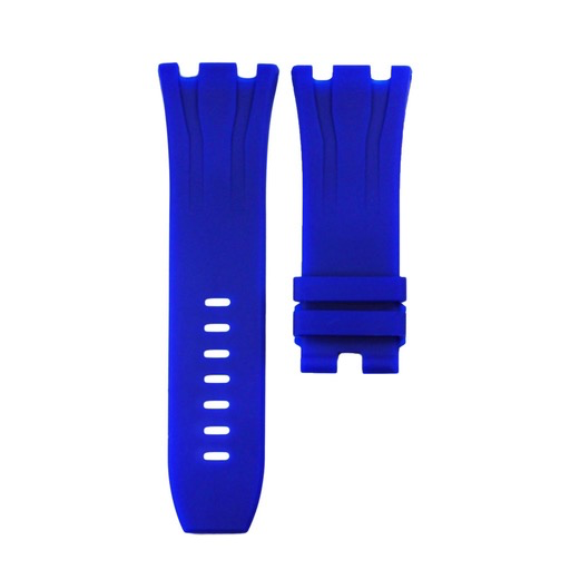 Horusstraps HORUS Blue Rubber AP Offshore 44mm Strap