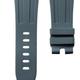 Horusstraps HORUS Grey Rubber AP Offshore 42mm Strap