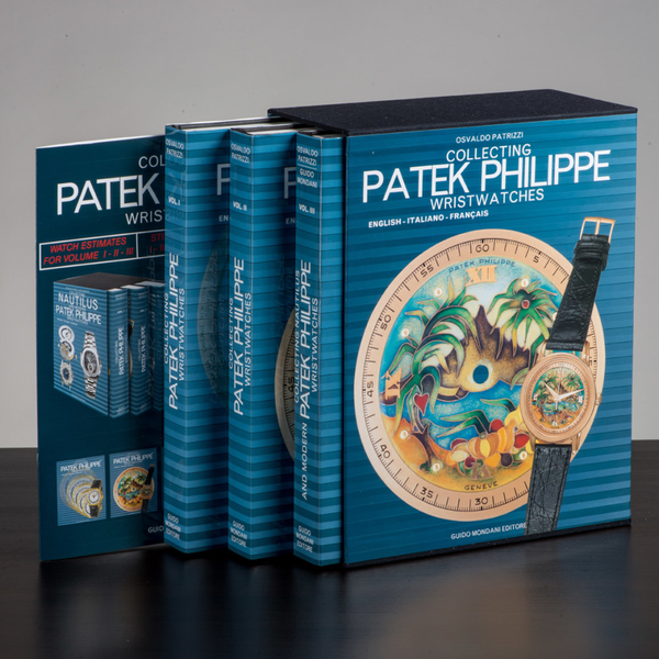Nautilus and Patek Philippe (3 books)