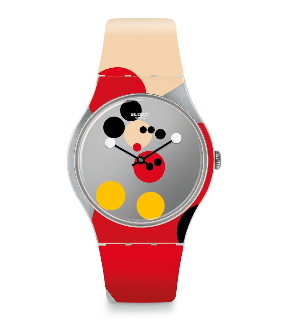 Swatch MIRROR SPOT MICKEY