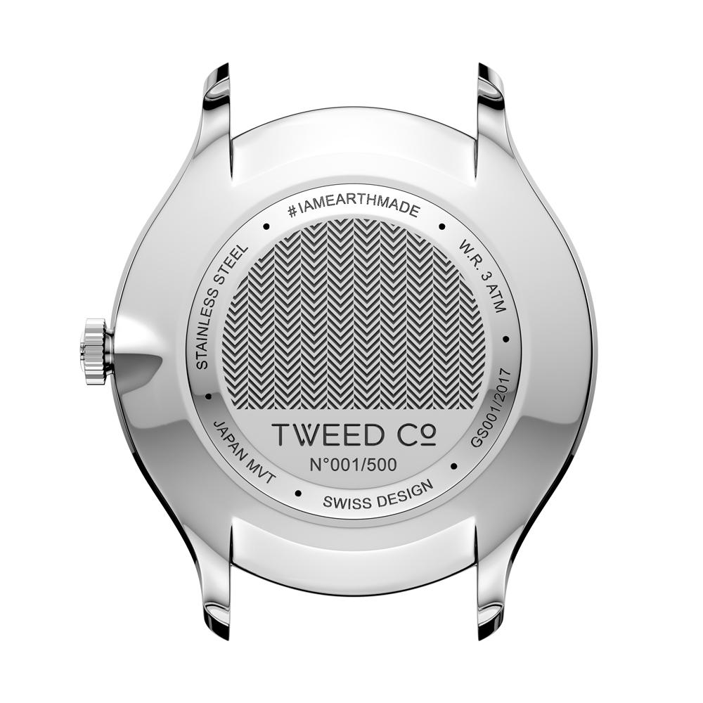 Tweed Co DUNCAN-STEEL  LIMITED EDITION