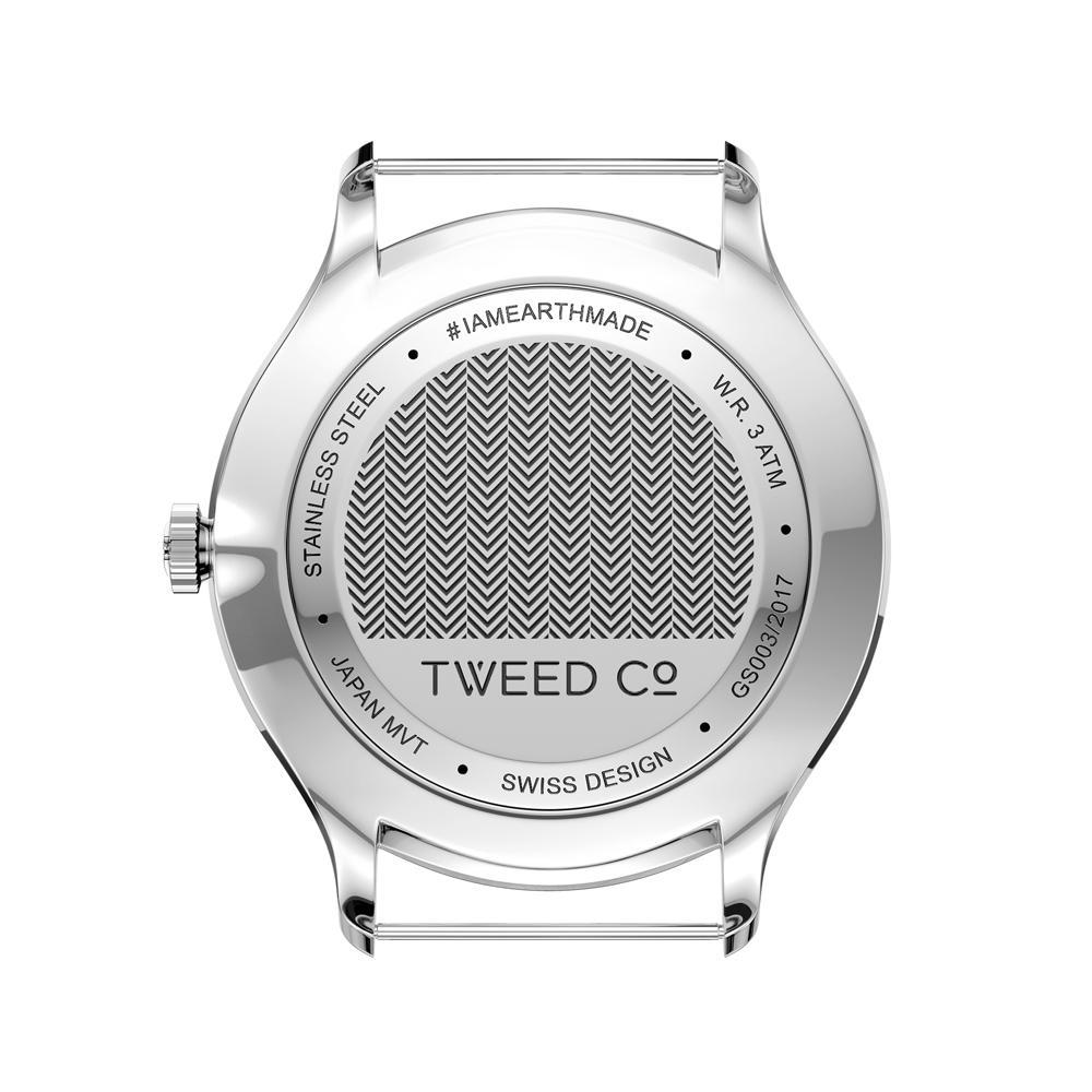 Tweed Co ROSE - STEEL