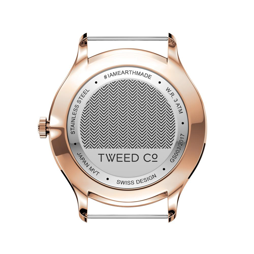 Tweed Co ANNA -  ROSE GOLD