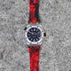 Horusstraps HORUS Red Camo Rubber AP Diver 42mm Strap