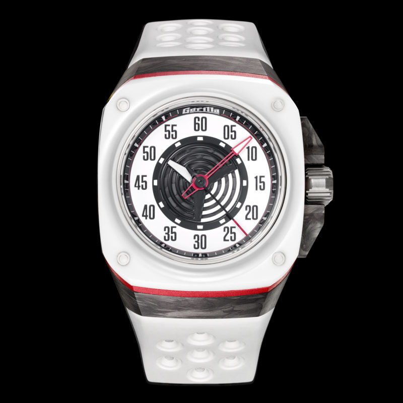 Gorillawatches RS WHITE