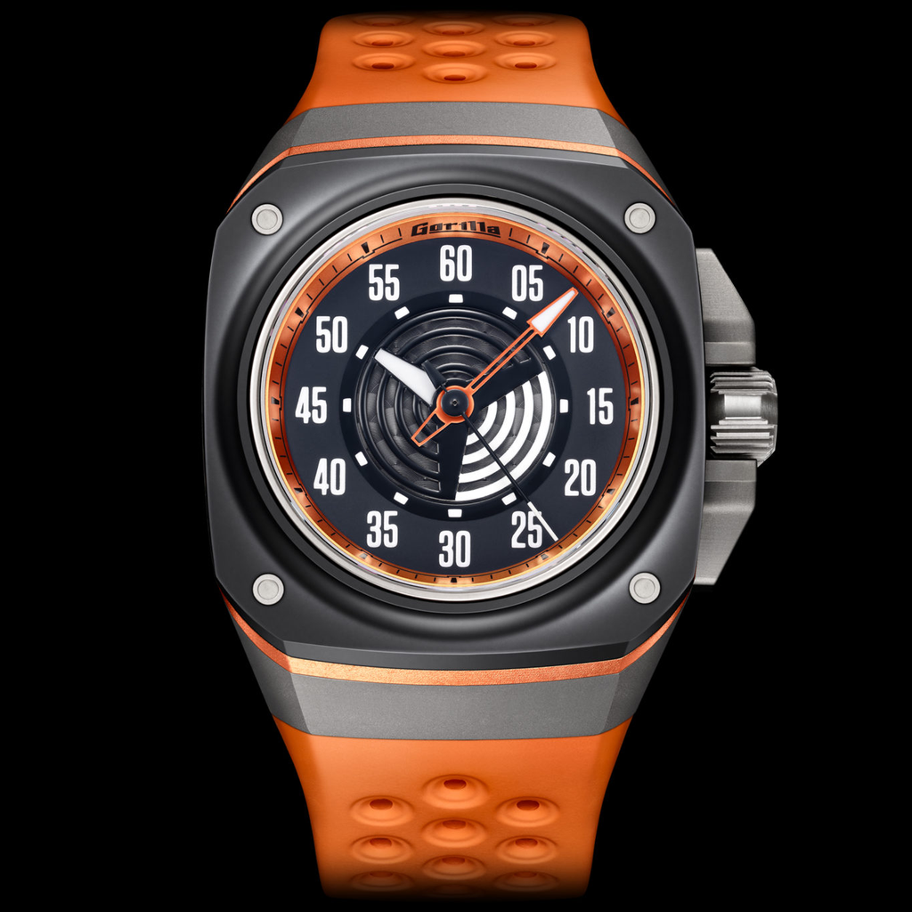Gorillawatches HUGGER ORANGE