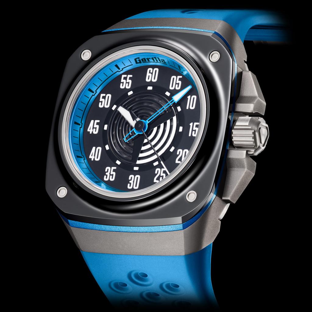 Gorillawatches GALAXY BLUE