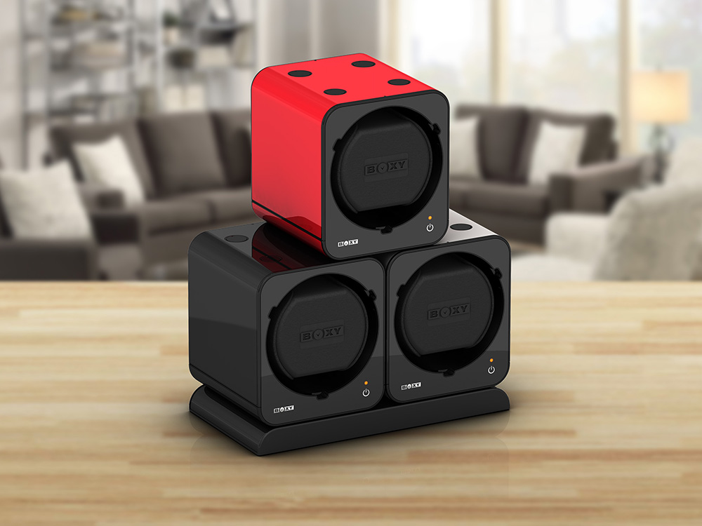 Boxy New Power Extended Station - 2winders