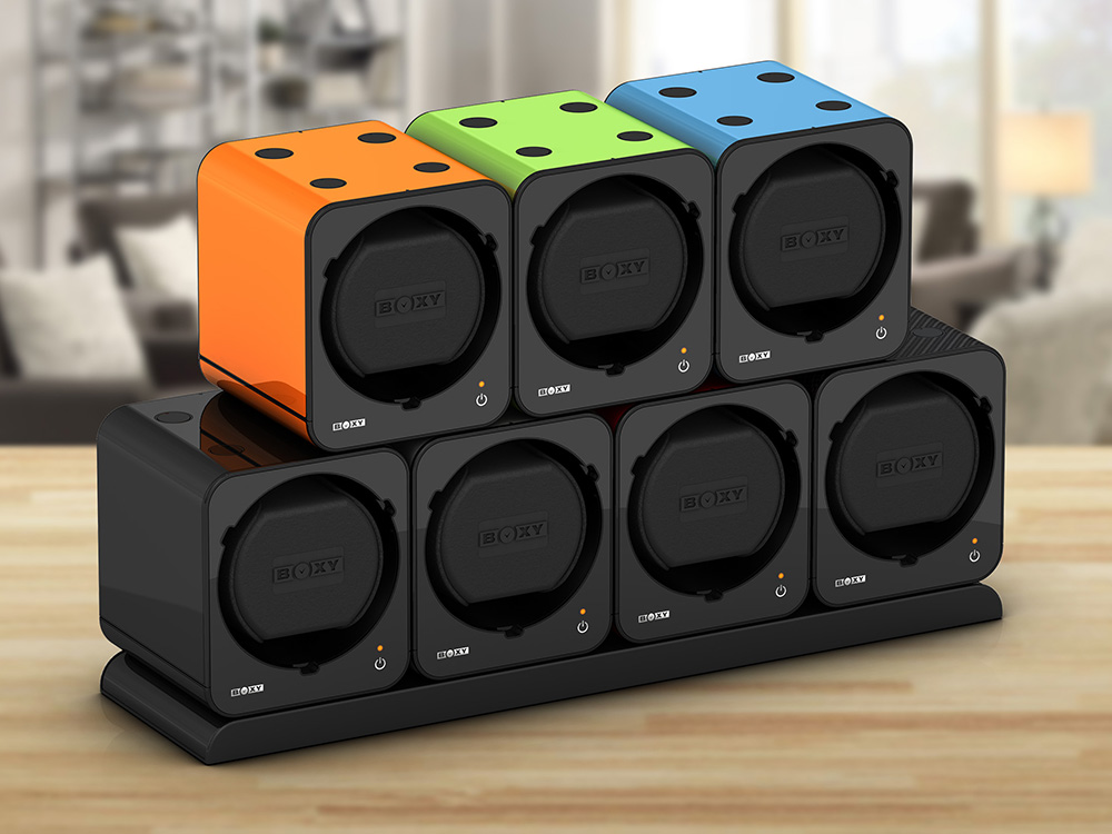 Boxy New Power Extended Station - 4winders