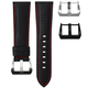 Horusstraps HORUS Carbon Fiber Strap for Panerai w/ Red stitching