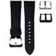 Horusstraps HORUS Carbon Fiber Strap for Panerai w/ Blue stitching