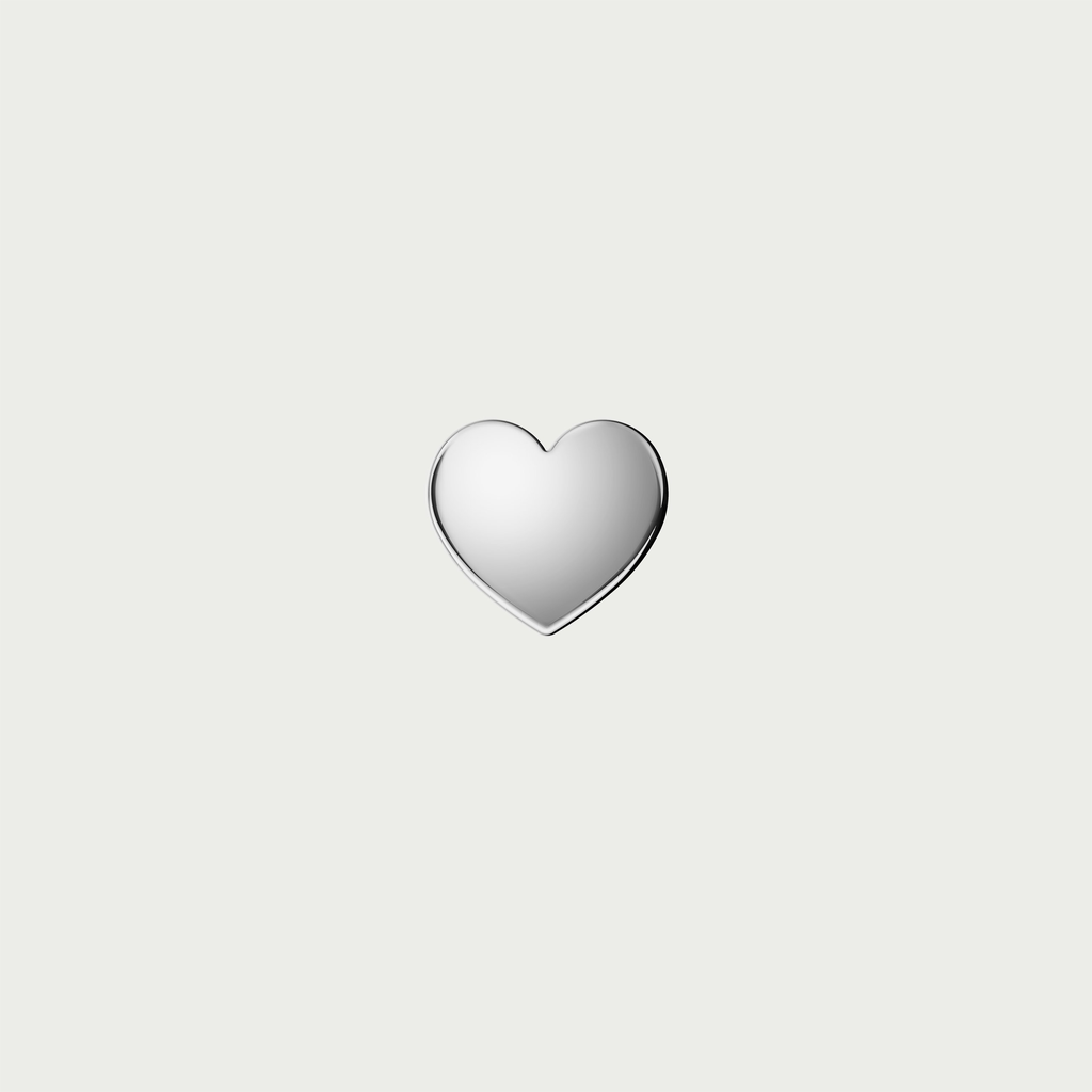 Tweed Co CHARM HEART STEEL