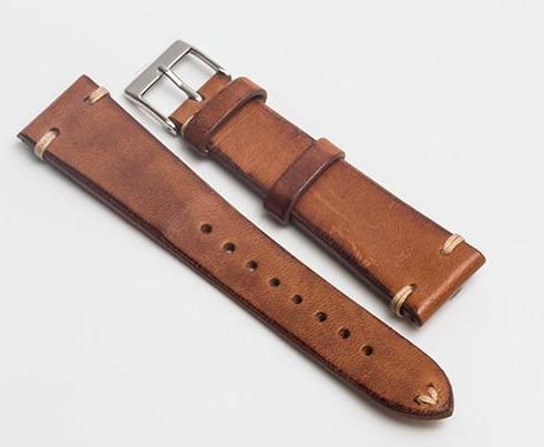 Momentum Vintage Strap Sienna Horse Leather-20mm