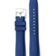 Everest EVEREST CURVED END RUBBER WITH TANG BUCKLE (BLUE)-ROLEX DEEP SEA