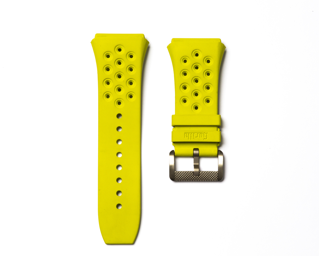 Gorillawatches ACID GREEN VITON