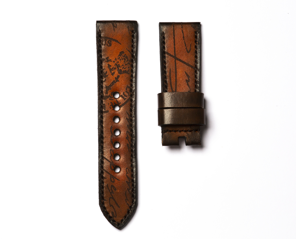 Tunx Latin-Carving Brown