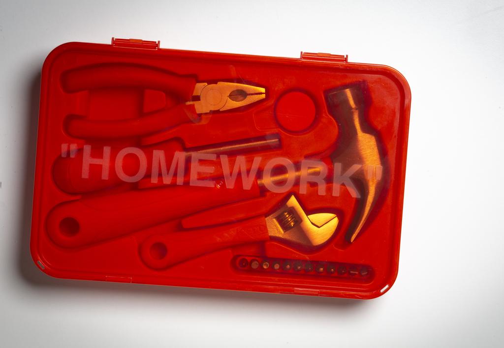 Ikea-Virgil Abloh Homework Tool Kit - Virgil Abloh