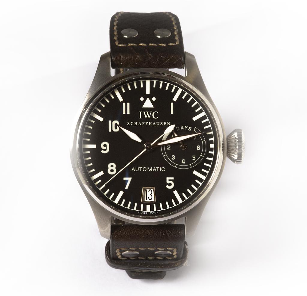 Miscellaneous IWC Big Pilot- 500201