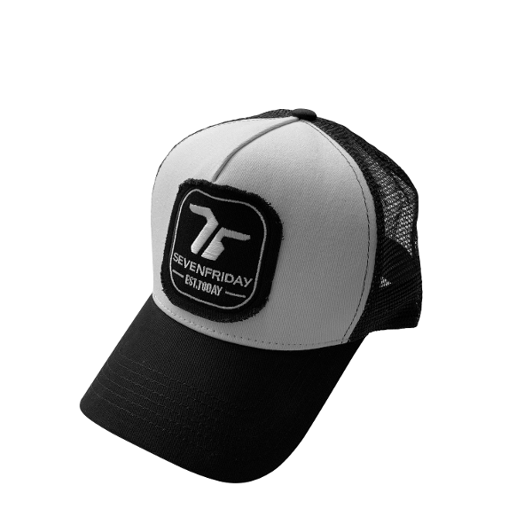 SEVENFRIDAY SEVENFRIDAY CAP, BLACK
