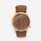 Rostam Arts maple wood watch