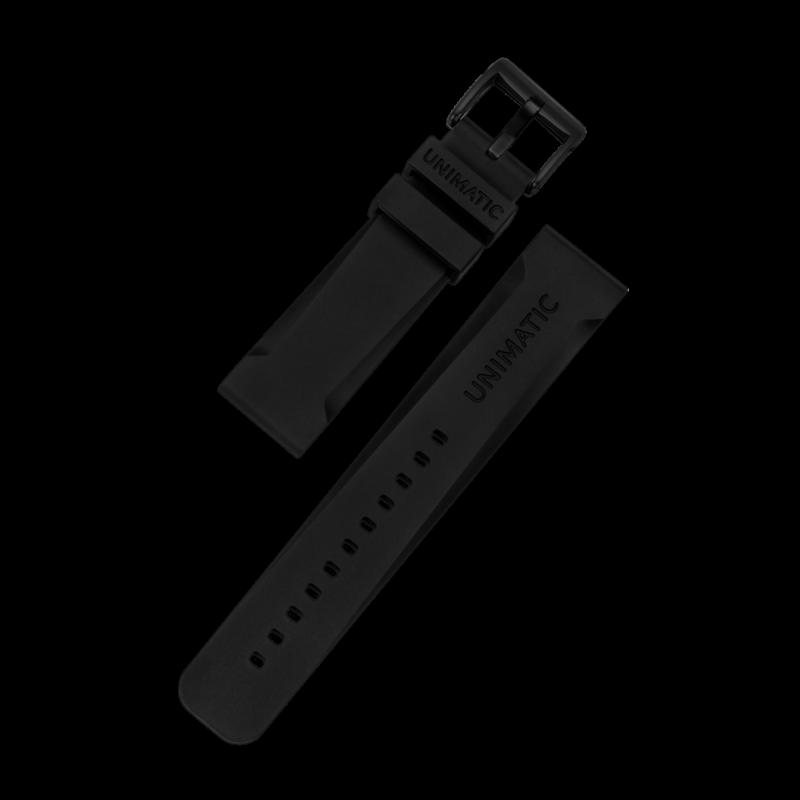 Unimatic BLACK SILICONE DLC