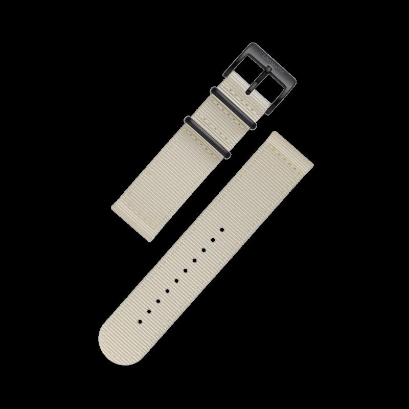 Unimatic White Nylon DLC