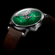 mbandf LM101 MB&F x H.MOSER Cosmic Green- Join Waitlist