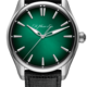 H. Moser & Cie Pioneer Centre Seconds - Cosmic Green Fumé
