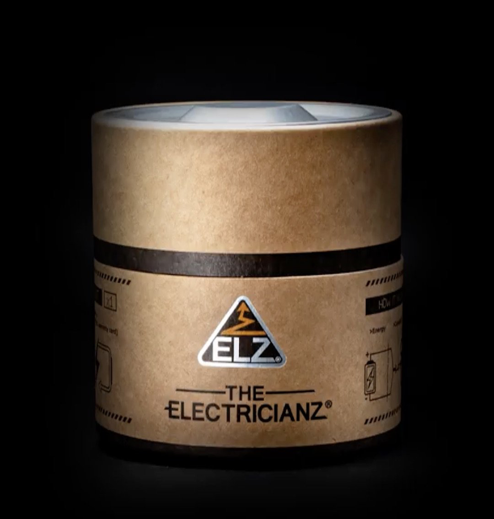 the-electricianz THE STEEL Z