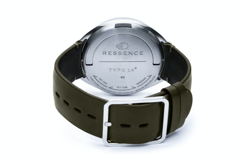 Ressence Type 1 Slim X- Join Waitlist