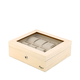 RAPPORT OPTIC WATCHBOX for 8 watches- BEIGE