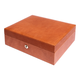 RAPPORT VINTAGE WATCHBOX for 8 watches- TAN