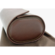 Tempomat LEATHER 3-WATCHROLL - BROWN