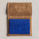 Tempomat Card Holder Leather