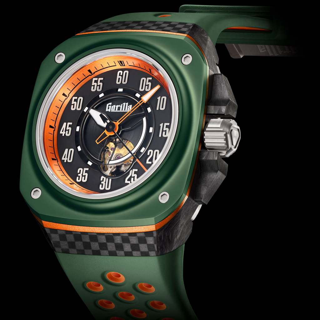 Gorillawatches ESPIONAGE Limited Edition of 500 pieces