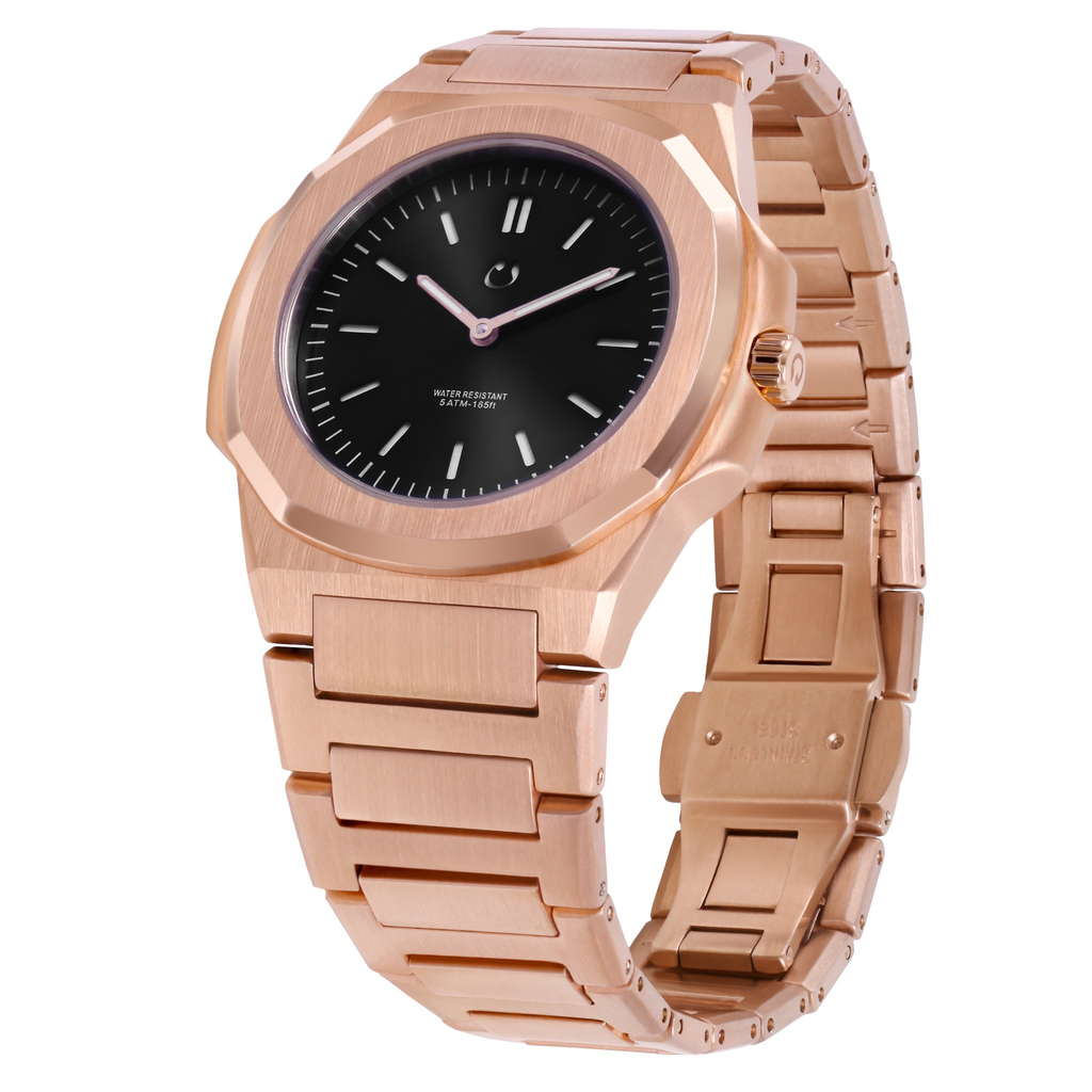 Nuun Black Onyx Rosegold -Index