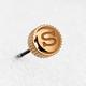 """DLW Crown - SKX007 - Polished PVD Rose Gold - """"S"""""""