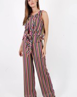 AA Cruz Multicolor Striped Pants