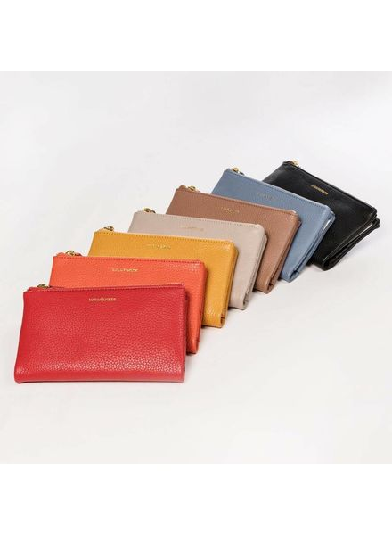 LP Phone Store Wallet Mustard Structure