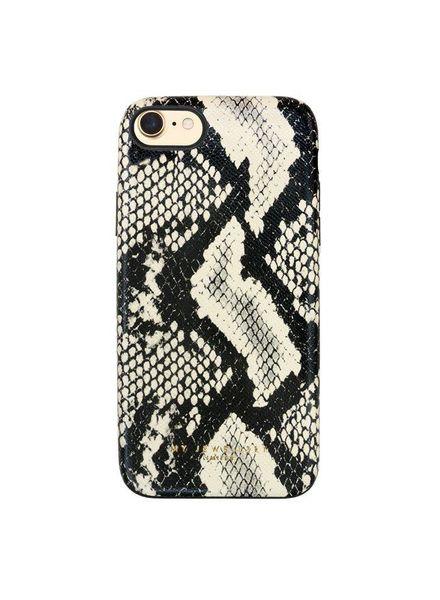 MJ Hardcase Snakeprint Black/White
