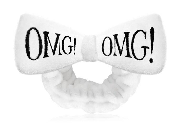 Double Dare Headband White