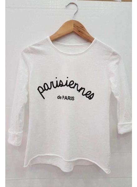 GS Judie Top Parisiennes Wit