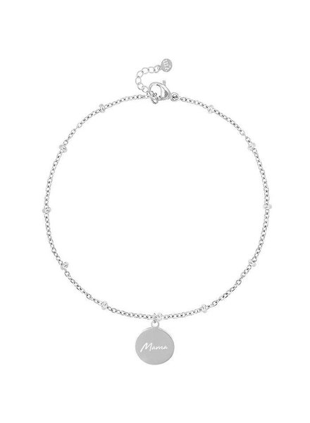MJ Mama Bracelet Silver