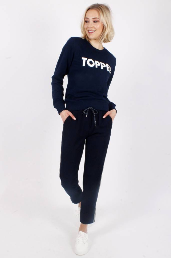 Alex Official Brand TOPPER Navy/White