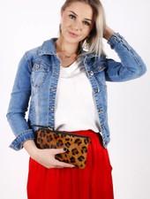ML Isabelle Satin Skirt Red