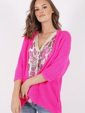 GL Bea Cardigan Fluo Pink
