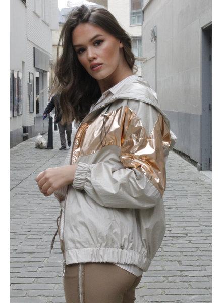 AA Solange Jacket Beige/Pink