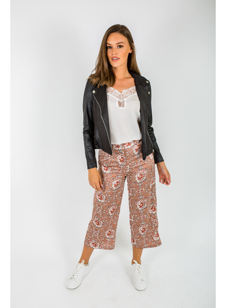 RC Fanny Flower Print Trousers